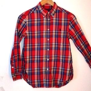 Ralph Lauren top size medium for Boy (10/12)